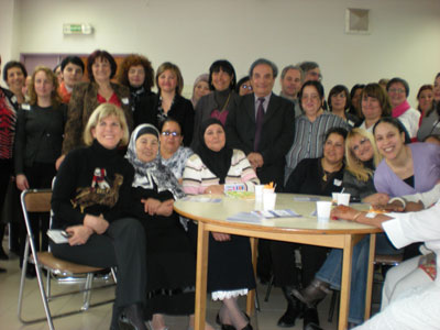 8 mars 2009 - Marseille (journée de la femme)