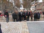 Travaux de rénovation de la Place Pélabon