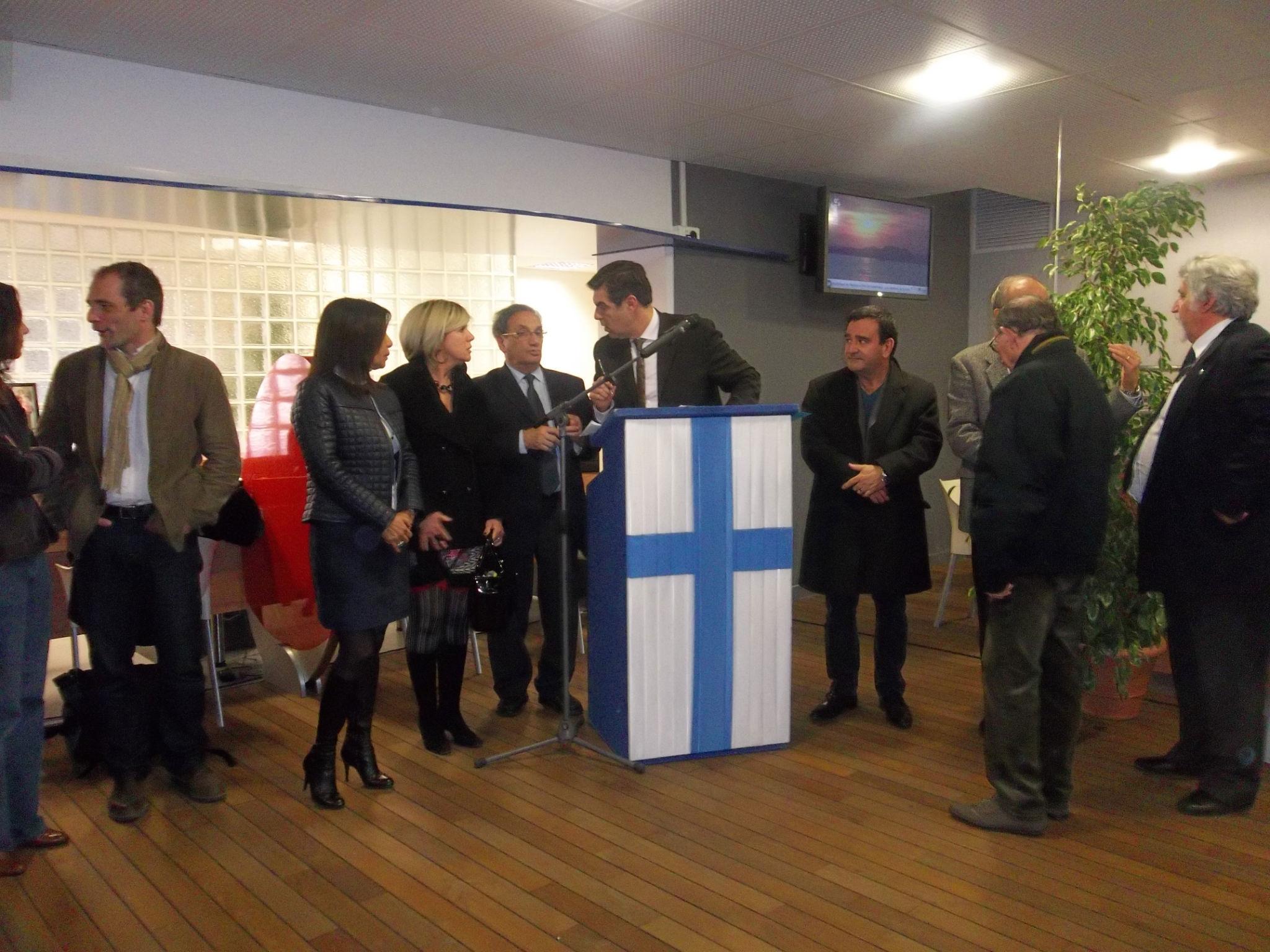 Inauguration du bureau municipal de proximit au merlan le blog de sylvie andrieux - Bureau municipal de proximite marseille ...